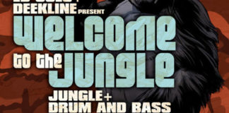 Cover art for Ed Solo and Deekline: Welcome To The Jungle (Bass Boutique)