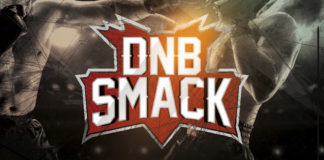 Cover art for DnB Smack! (Black Octopus Sound)
