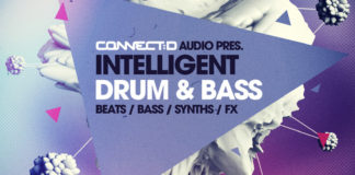 Cover art for Intelligent Drum and Bass (CONNECTD Audio)