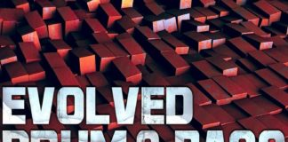 Cover art for Evolved Drum And Bass (Electronisounds)