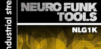 Cover art for DnB Audio 3 - Nekrolog1k's Neuro Funk Tools (Industrial Strength Records)