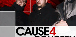 Cover art for Cause 4 Concern – Drum and Bass Unleashed Vol. 1 (Loopmasters)
