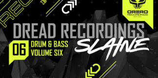 Cover art for Dread Recordings Vol. 6 Slaine (Loopmasters)