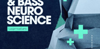 Cover art for Drum and Bass Neuro Science (Loopmasters)
