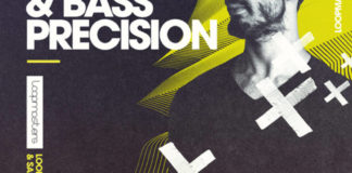 Cover art for Lockjaw – Drum and Bass Precision (Loopmasters)
