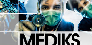Cover art for Mediks – Drum and Bass Surgery (Loopmasters)