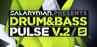 Cover art for Salaryman - Drum and Bass Pulse Vol. 2 (Loopmasters)