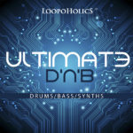 Cover art for Ultimate DnB 1 Loops (Loopoholics)