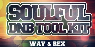 Cover art for Soulful DnB Tool Kit Vol. 1 (OneTouchMusic)