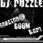 Cover art for DJ Puzzle – Scratch Boom Bap (Peace Love Productions)