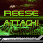 Cover art for Reese Attack! (Peace Love Productions)