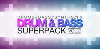 Cover art for Premier DnB Loops - Drum & Bass Superpack Vol. 2 (Premier Sound Bank)