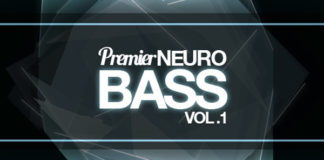 Cover art for Premier Neuro Bass Vol. 1 (Premier Sound Bank)