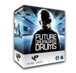 Cover art for Future Drum and Bass Drums (Prime Loops)