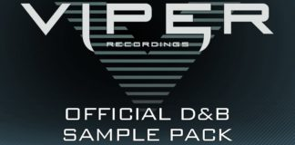 Cover art for Viper Official D&B Volume 1 (Prime Loops)